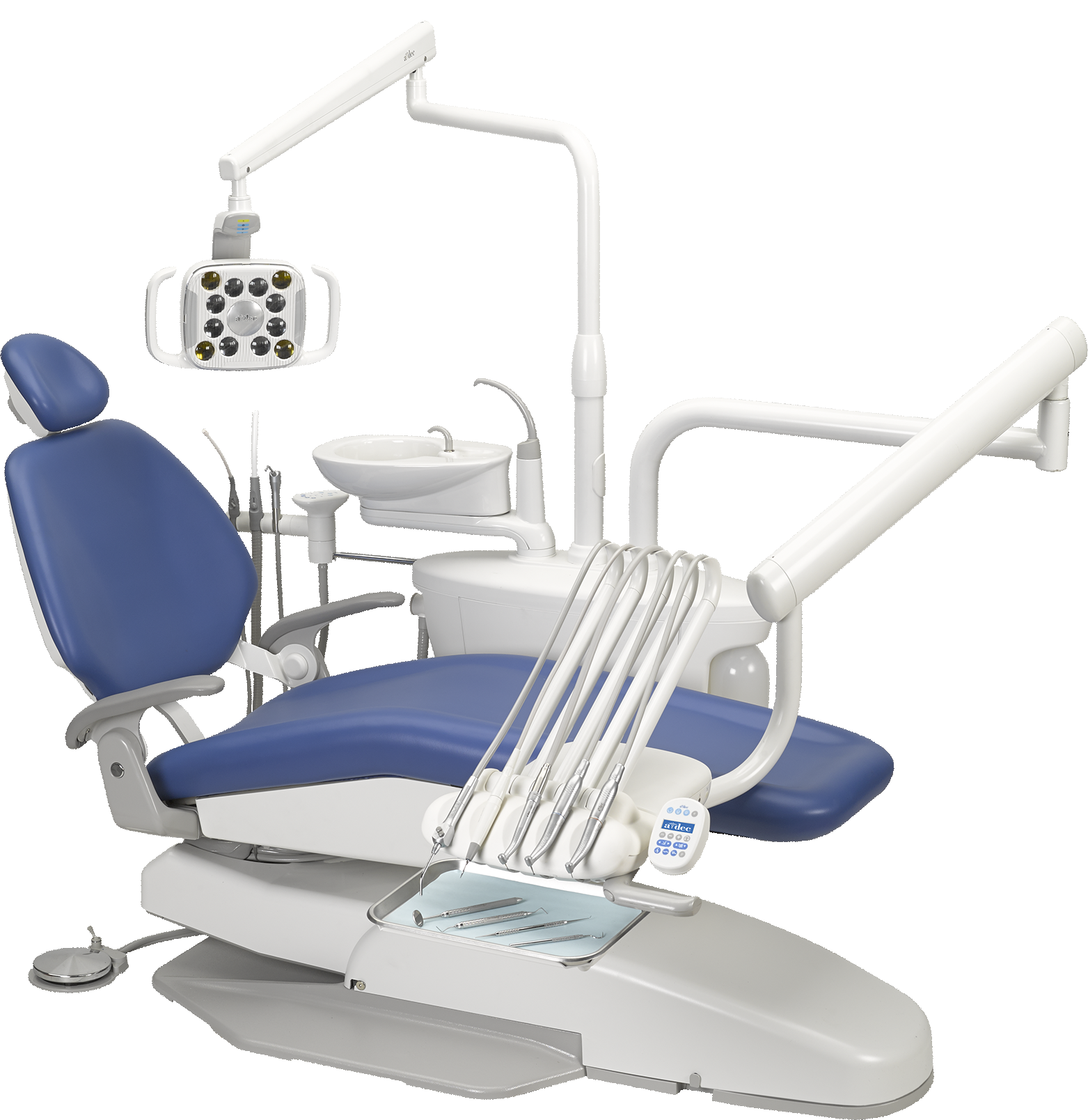 Image of a Dental Chair - Dental Equipment