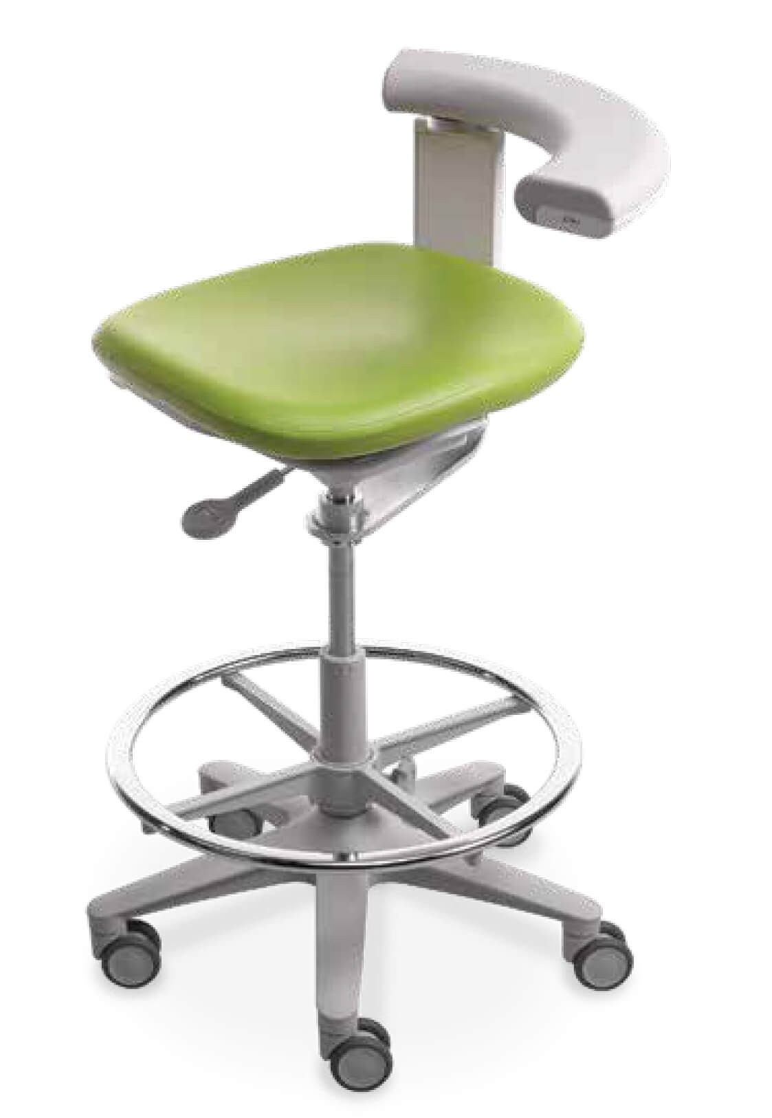 Image of an A-dec 522 Assistant's Stool